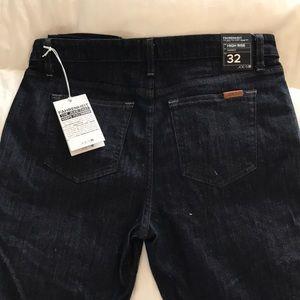 Joe's Fahrenheit high rise skinny jeans - new 32